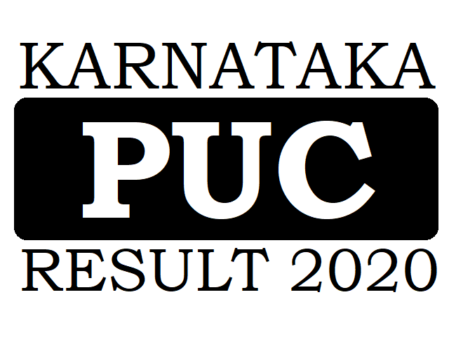KAR PUC Result 2020